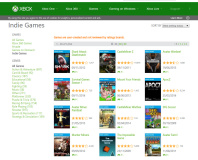 Microsoft announces Xbox Live Indie Games closure