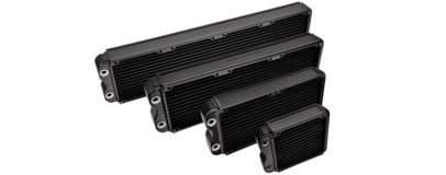Thermaltake launches Pacific RL, Pacific R radiators
