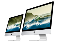 Apple refreshes iMac lineup, boosts resolutions