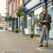 Chesham gets UK's first 'Smart Pavement'