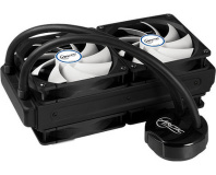 Arctic enters water-cooling market with Liquid Freezer range