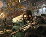 Eidos Montreal delays Deus Ex: Mankind Divided