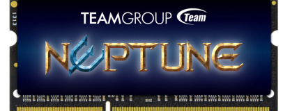 Team Group announces Neptune gaming DDR3 SODIMMs