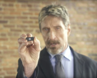 McAfee pushes Bluetooth-based Everykey dongle