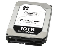 Western Digital launches 10TB Ultrastar HE10