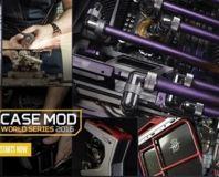 Cooler Master Announces Case Mod World Series 2016