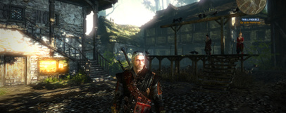 Microsoft pushes backwards compatibility with Witcher 2 freebie