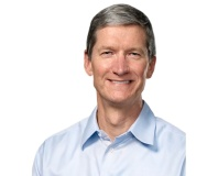 Apple's Tim Cook strikes a blow for security, privacy
