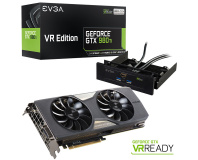 EVGA outs GeForce GTX 980 Ti VR Edition
