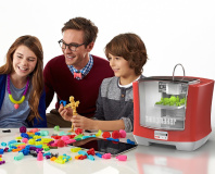 Mattel launches ThingMaker 3D printer