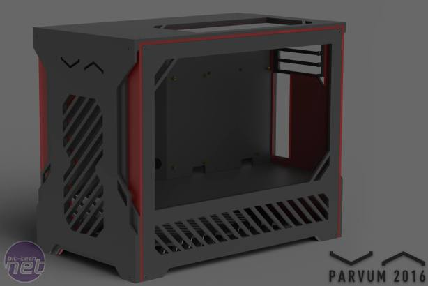 Parvum Systems Details 2016 case line up: Three more cases available
