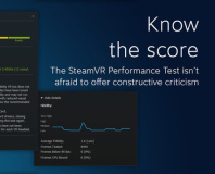Valve releases SteamVR Performance Test tool