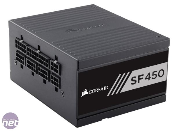 Corsair announces SF600 and SF450 SFX PSUs