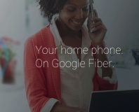 Google gets into the landline business with Fibre Phone