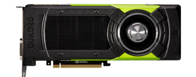 Nvidia announces Quadro M6000 24GB graphics card