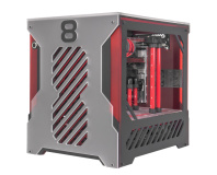 Overclockers UK launches 8Pack Asteroid mITX gaming rig
