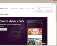 Opera browser gets a built-in ad blocking engine
