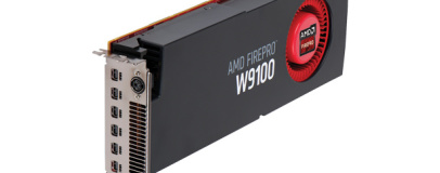 AMD announces FirePro W9100 32GB graphics card