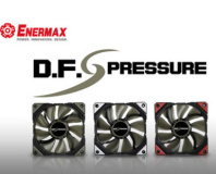 Enermax announces self-cleaning DF Pressure fans