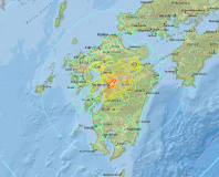 Japan's tech industry disrupted by earthquakes