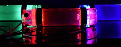 alphacool led  Alphacool launches Aurora reservoir LED rings