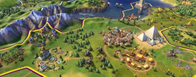 Civilisation VI announced in new trailer