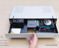 Cryorig unveils its first case designs, Ola and Taku