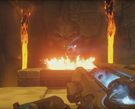 Doom gets launch trailer, official system requirements