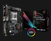 Four new X99 boards announced by Asus for Broadwell-E