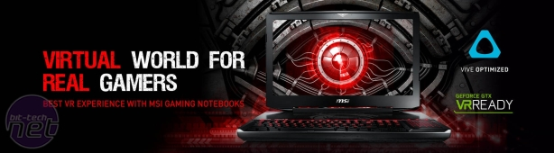 MSI Boasts VR-ready credentials