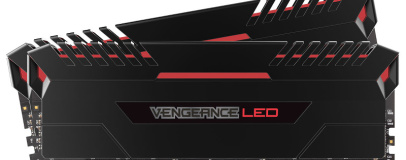 Corsair launches Vengeance LED DDR4 RAM