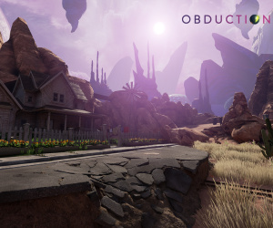 ... Robyn C. Miller shares the first track from the Obduction Soundtrack