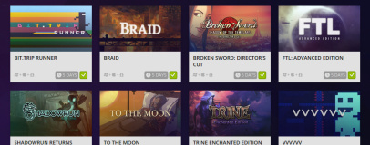 GOG.com launches Steam Connect service