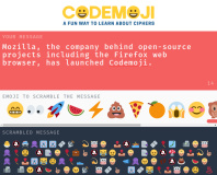 Mozilla launches Codemoji 'encryption' platform