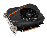 Gigabyte unveils GeForce GTX 1070 Mini ITX OC card