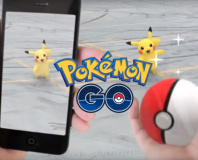 Nintendo shares spike following Pokémon Go launch