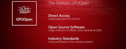 AMD open-sources TrueAudio Next, Advanced Media Framework