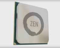 AMD demos Zen 'Summit Ridge' CPU performance