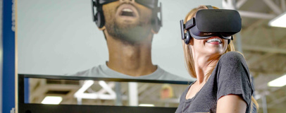 Oculus Rift to hit the high-street this month