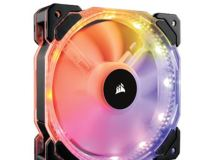 Corsair announces RGB fans and Crystal Series 460X RGB case