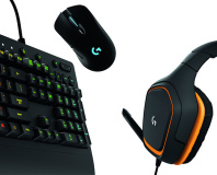 Logitech G launches Prodigy mice, keyboard, headset
