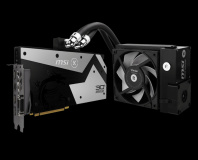 MSI unveils GeForce GTX 1080 30th Anniversary board