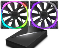 NZXT announces Aer RGB Hue+ fan family