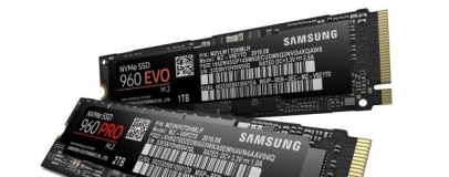 Samsung announces ultra-fast 960 Pro, Evo M.2 NVMe SSDs