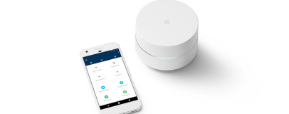Google unveils mesh-networking Wi-Fi access points