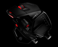 Mad Catz begins shipping next-gen Rat mouse family