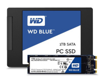 Western Digital announces WD Blue, WD Green SSDs