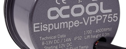Alphacool launches VPP755 Eispump