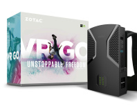Zotac unveils finalised VR Go design