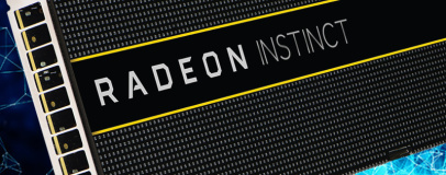 AMD announces AI-focused Radeon Instinct family